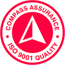 Compass Assurance. ISO 9001 Quality.
