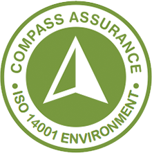 Compass Assurance. ISO 14001 Environment.